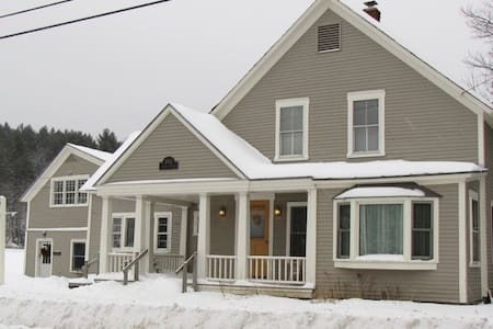 Cozy 4 Bedroom House: the Perfect Place to Unplug - Weston - House