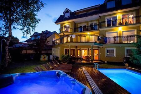 Przytulny pokój w Villa Verdi - Leba - Bed & Breakfast