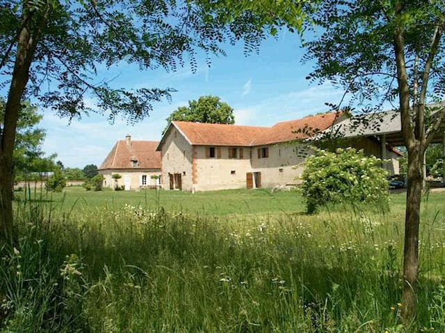 B&B with pool along the Loire - Gannay-sur-Loire - Bed & Breakfast
