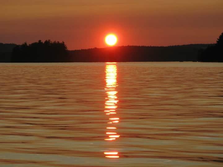 Lake Wentworth, Wolfeboro  30 day min. July-Aug