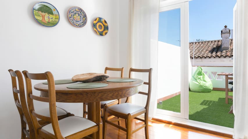 BRAND NEW! 2Bdr  house with Terrace, Old Town