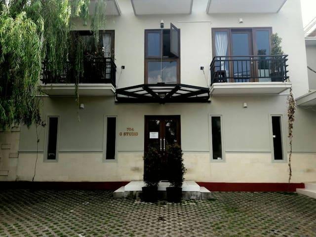 Room 2 at G Studio, Darmo, Surabaya