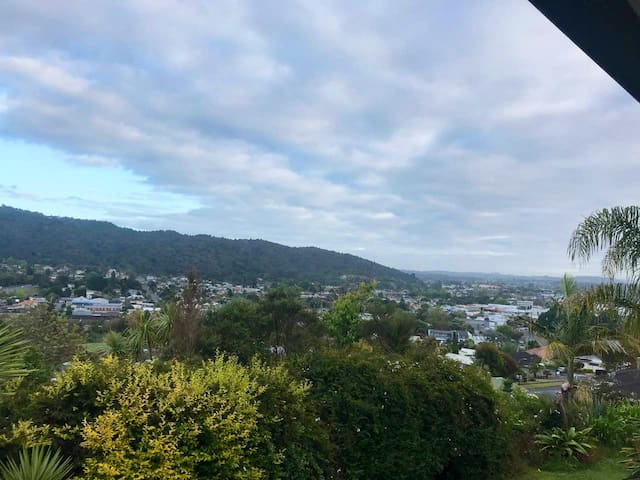 Room with a view in the heart of Northland