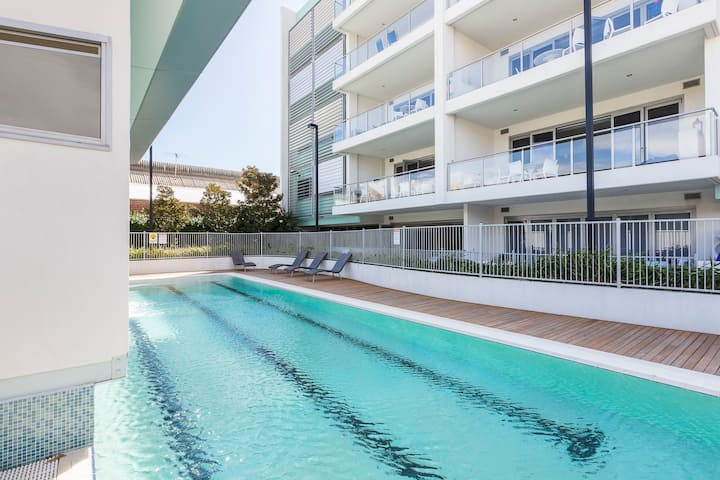 Contemporary Apartment in Fremantle