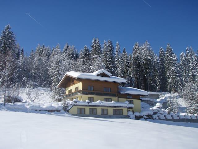 Austrian Alps Apartment - Altenmarkt im Pongau - Huoneisto