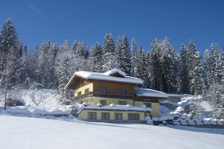 Austrian  Bed and Breakfast rooms - Altenmarkt im Pongau