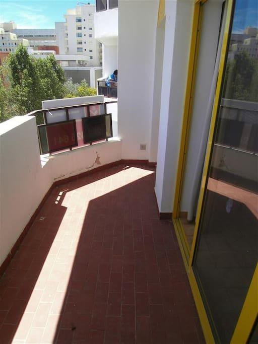 Balcony / Balcon / Varanda