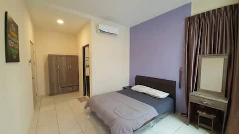 Long Stays, Sanitized: Stutong Heights Apartment 1