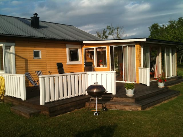 Havsnära boende Västergarn Gotland - Gotland Municipality - Casa