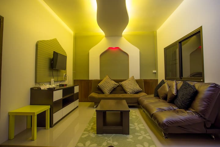 Foresto Sukhothai, Family Room