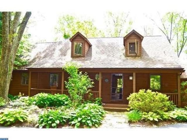 The Cottage on Brandywine Hill - Chadds Ford - Szeregowiec