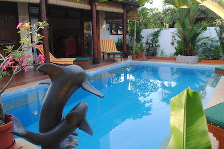 Tropical Oasis - Private Pool - Amazing Views 2 br - South Kuta