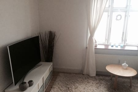 Two room city apartment for rent - København - Apartment