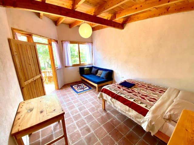 Venga Atitlan Guesthouse, Private room - Amaya