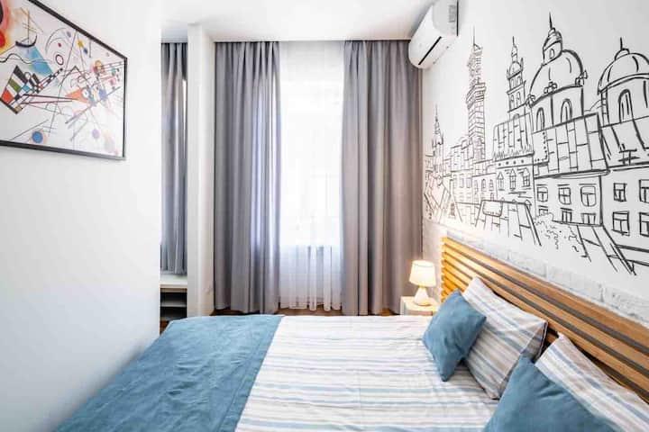 Exclusive Studio Apartment in City Center