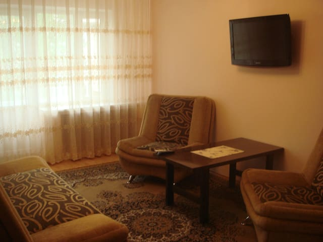 Apartment in nice place - Almaty - Lakás