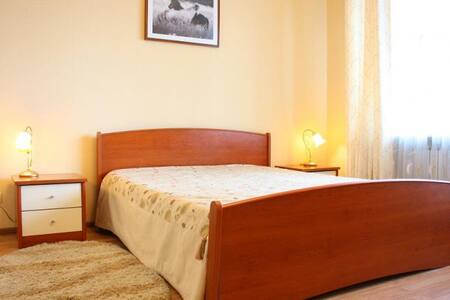 Апартаменты Альянс на Садовой - Rostov-na-Donu - Huoneisto