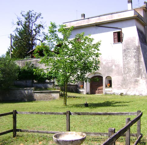 Countryhouse 30 minutes from Rome!  - Valmontone - Casa de camp