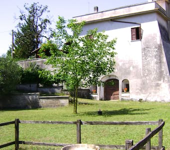 Countryhouse 30 minutes from Rome!  - Valmontone - 別荘