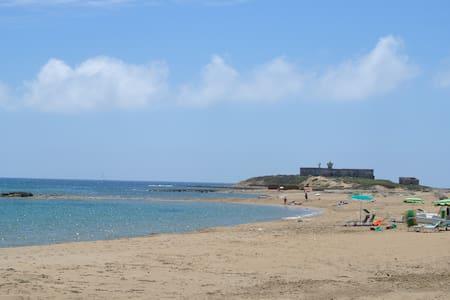 La Casa sulla Spiaggia a 30 metri dal mare