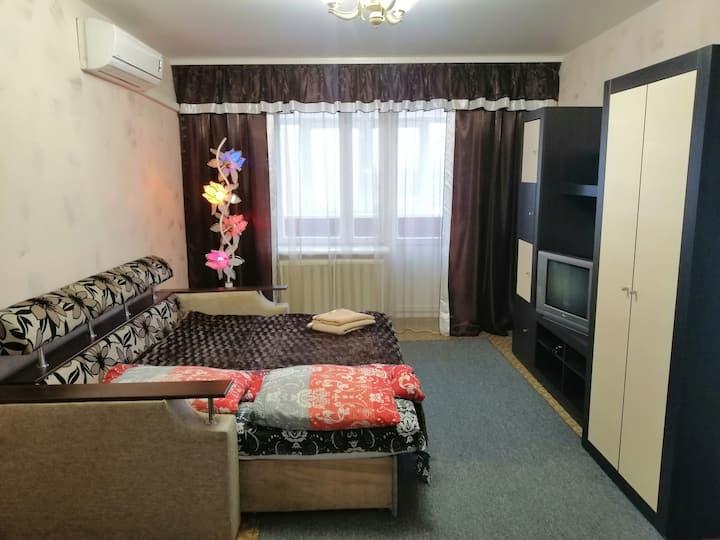 Уютная квартира с удобствами посуточно, почасово