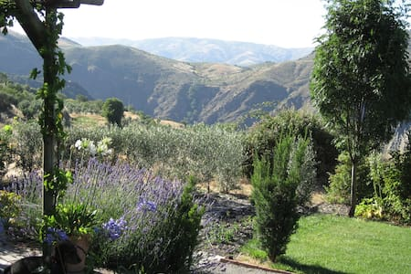 Mountain house with garden - Lujar - Pórtugos