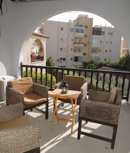 1-Bedroom Flat close to the Beach - Agios Tychon - Wohnung
