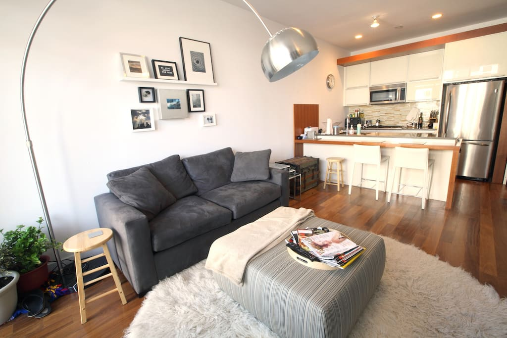 Modern 1bedroom in Brooklyn NYC