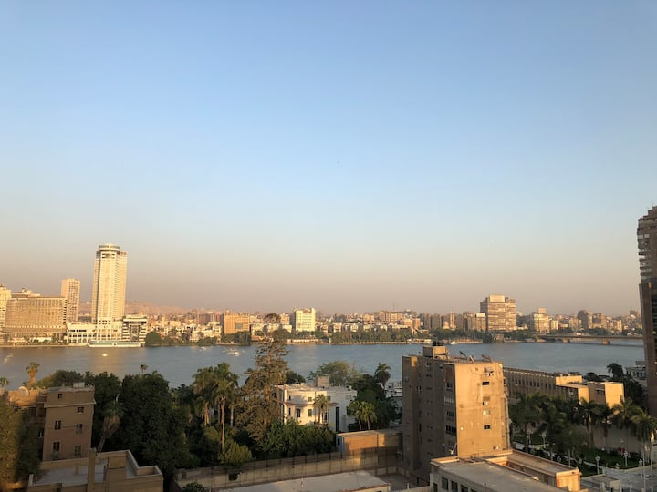 Appartment with nile view