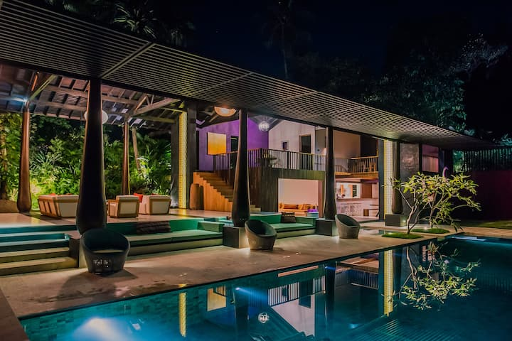 Villa Wambatu - luxury villa near Unawatuna