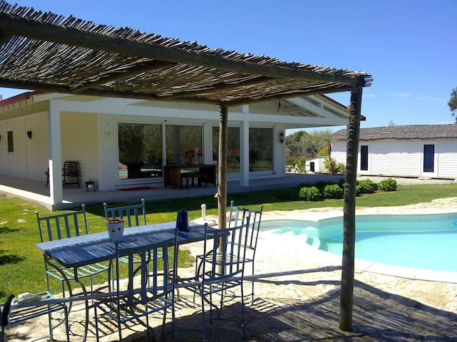 Country lodge near the beach - Melides - Huis