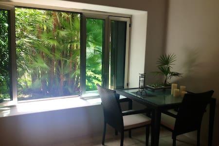 Tulum, beautiful room on lagoon 1/6 - Tulum - Huis
