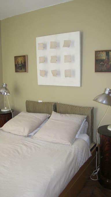 Chambre 'cozy'