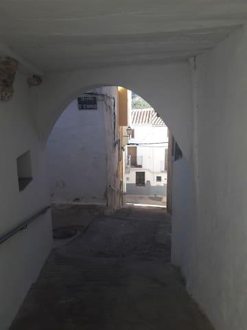 Coqueto estudio CASA ELINA II (Turismo rural)