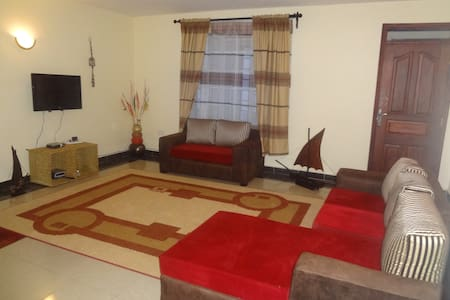 Furnished apartments to let Kisumu.