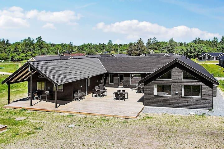 Maison de vacances moderne à Vejby près de la mer
