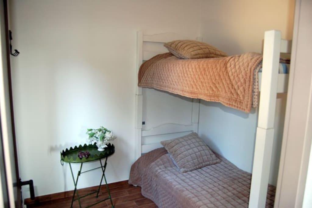 Intérieur Chambre 2