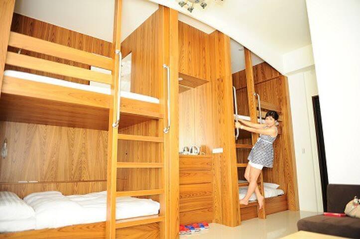 背包客8人房 Backpackers Room - Qianzhen District - Villa