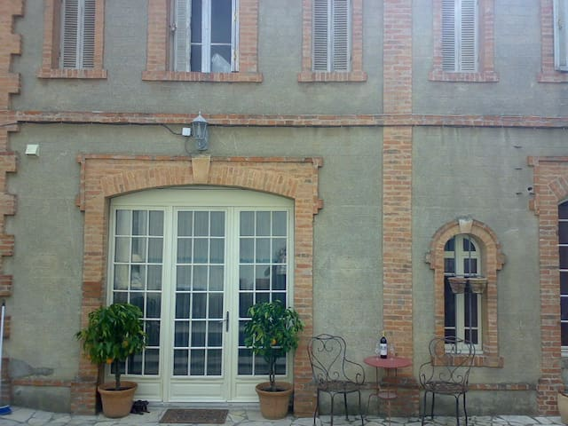 Chateau Marcel - Syrah Suite - Cesseras - Apartment