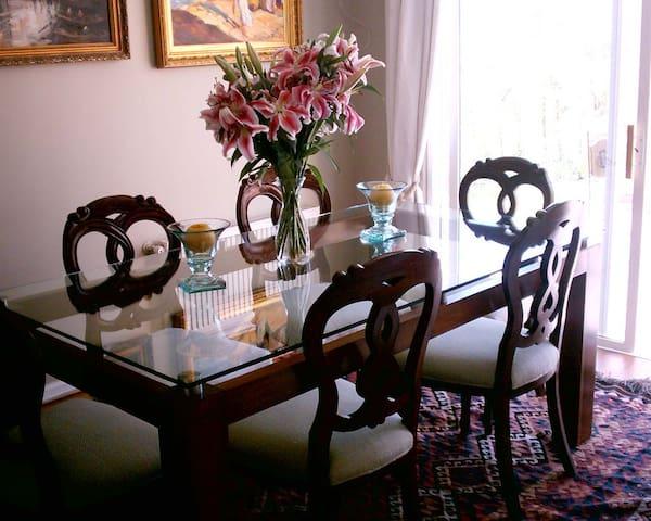 MARAVILLOSA CASA EN LA DEHESA - Santiago - Apartamento