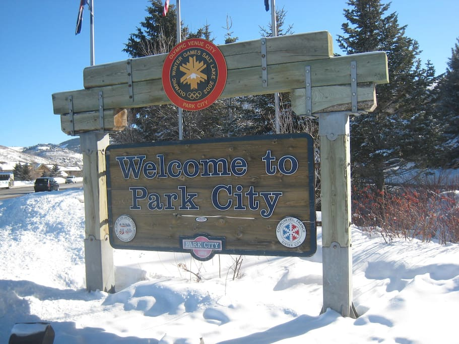 Welcome to Park City & to the finest place to enjoy your stay!