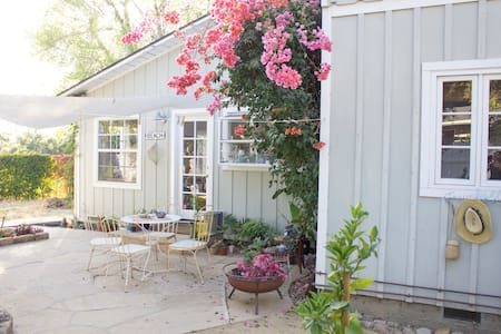 Mission Canyon Cottage Studio
