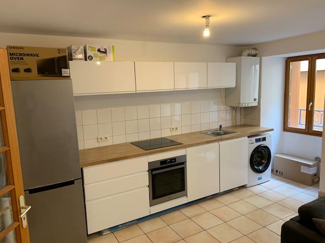Superbe Appartement Centre Ville Issoire Auvergne