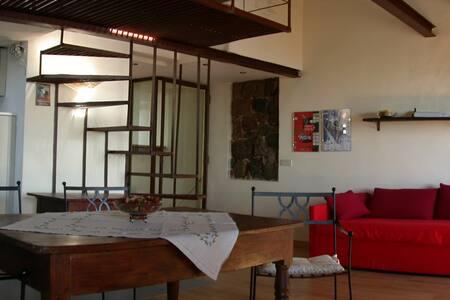 Apartment Bellavista in Val D'Orcia - Radicofani