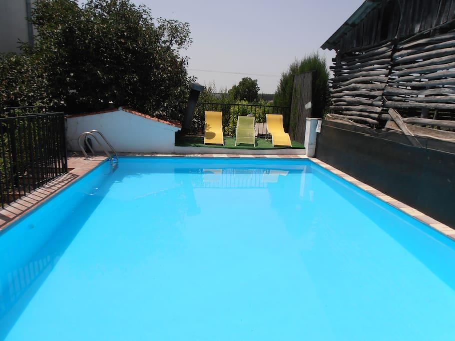 piscina 5 x 8 x 1,30