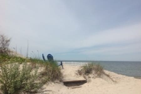 Romantic 1 BR Beach House 1.5 NYC - Wading River - Casa