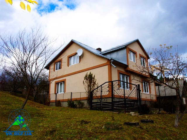 "Guest House near ""Bukovel"""