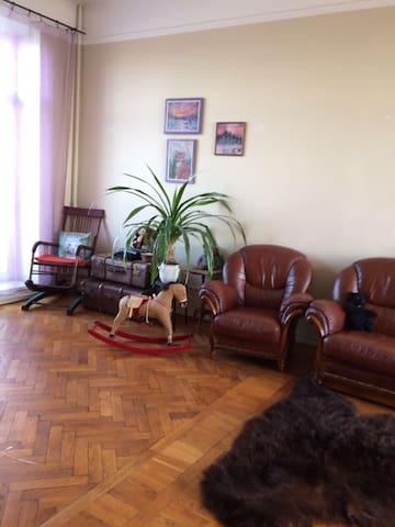 Комната в Доме на набережной - Москва - Lägenhet