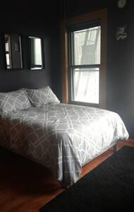 Private Room in East Harlem Loft w/ Terrace - Нью-Йорк - Квартира