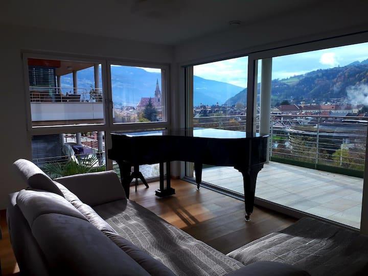 Confortevole elegante appartamento   centrale